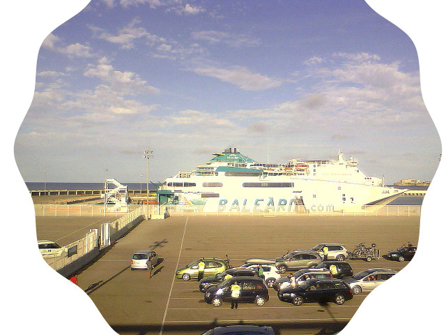 bateau balearia