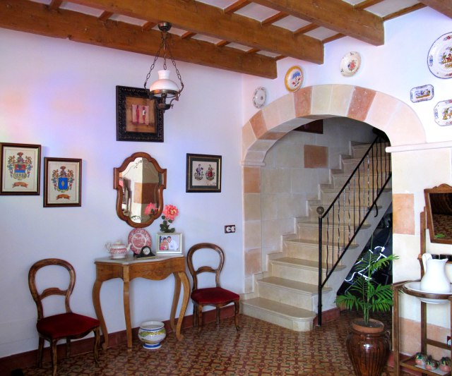 maison traditionelle minorque