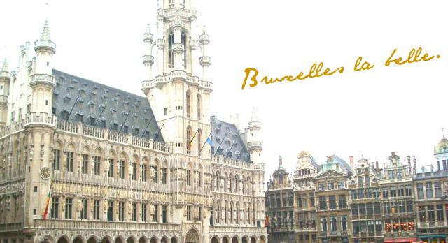 Bruselas la bonita