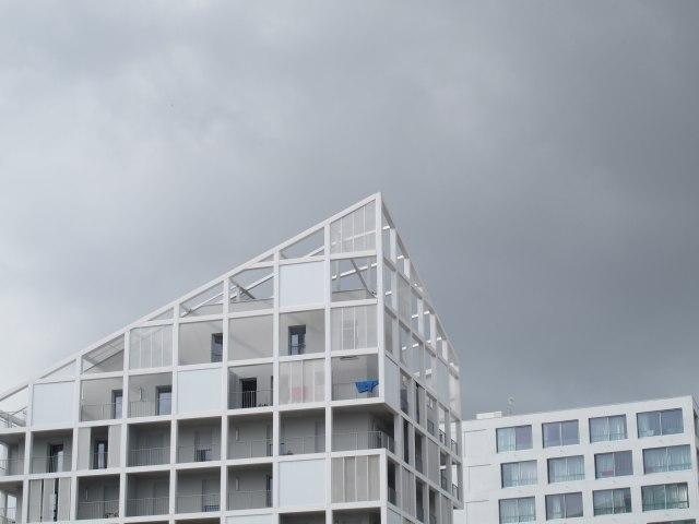 arquitectura en Nantes
