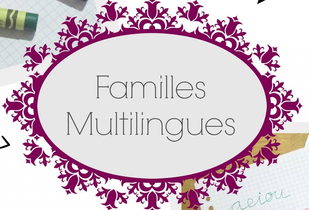 Les familles multilingues