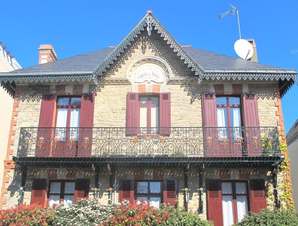 Villas en Pornichet, Francia
