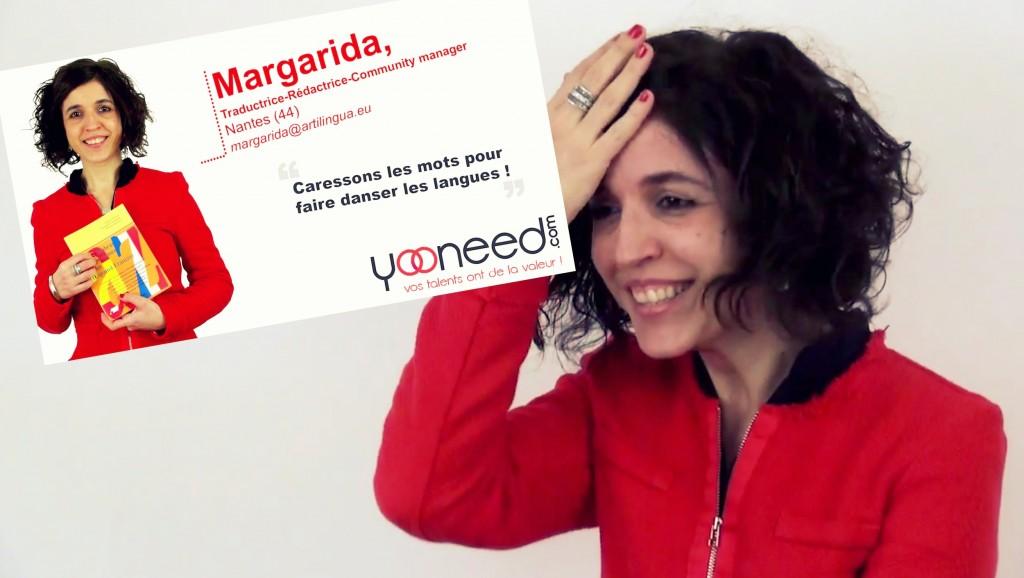 Traductrice français espagnol catalan Margarida
