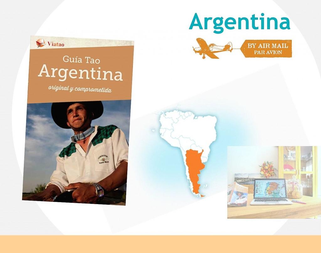 Guía turística Argentina Viatao
