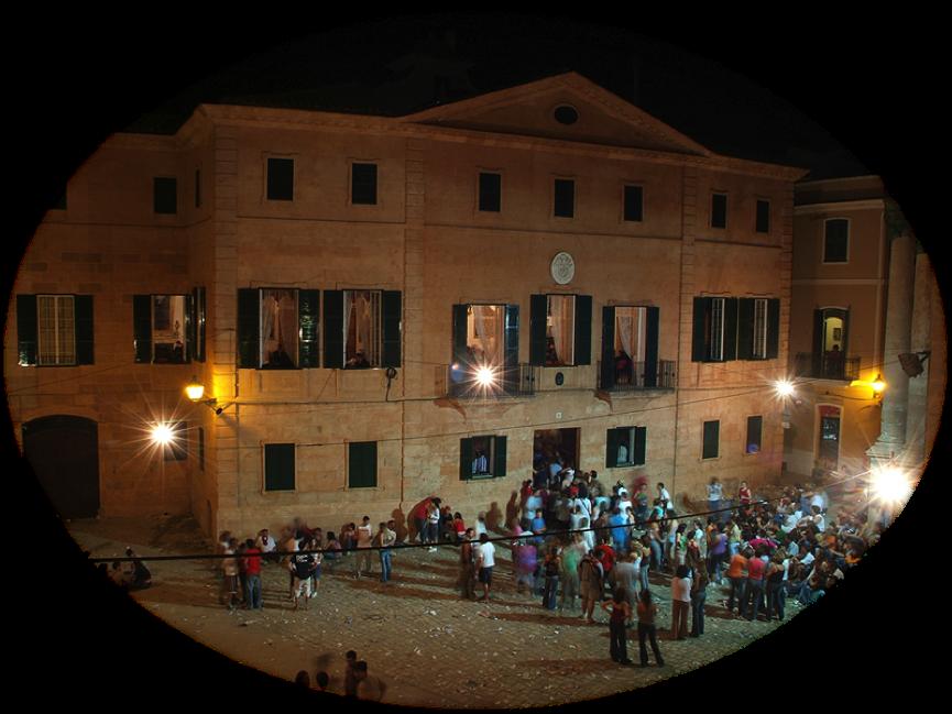 Fête de la Saint-Jean à Ciutadella, Minorque