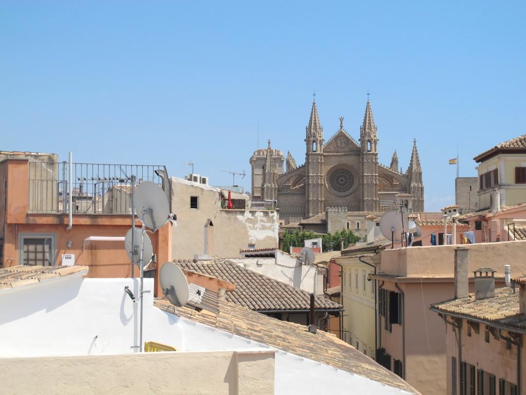Un paseo por Palma de Mallorca