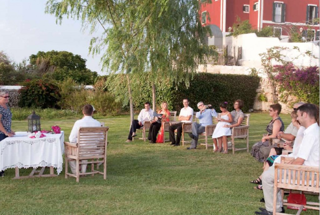 Mariage à Minorque