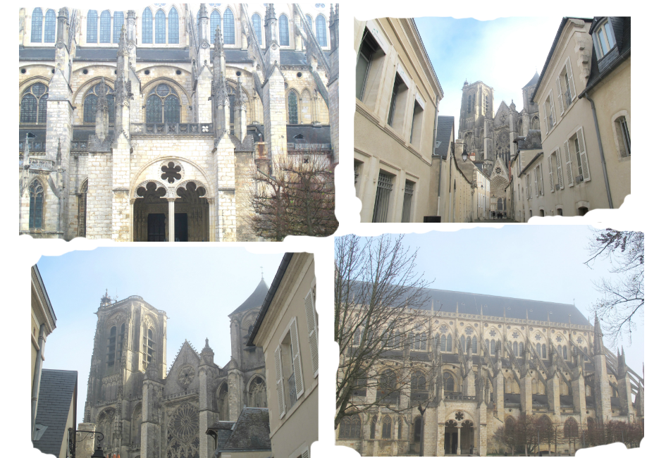 Un week-end à Bourges