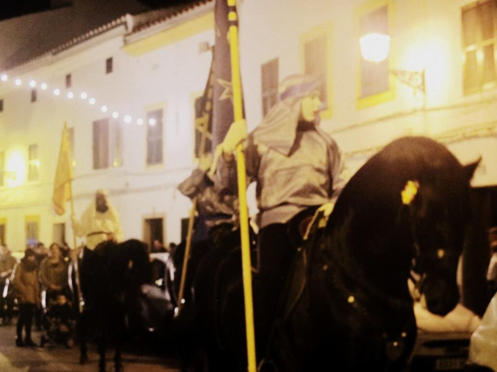 Rois Mages en Espagne (Minorque)