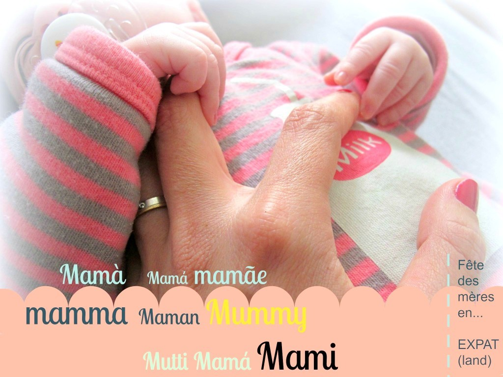 Día de la madre en el extranjero