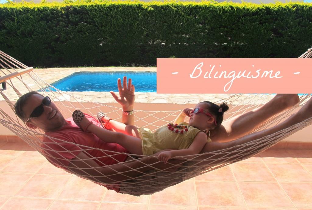bilinguisme enfants, familles bilingues