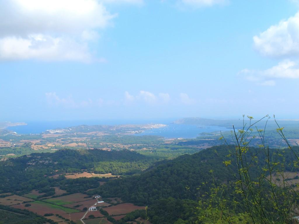 Paysage El Toro Minorque