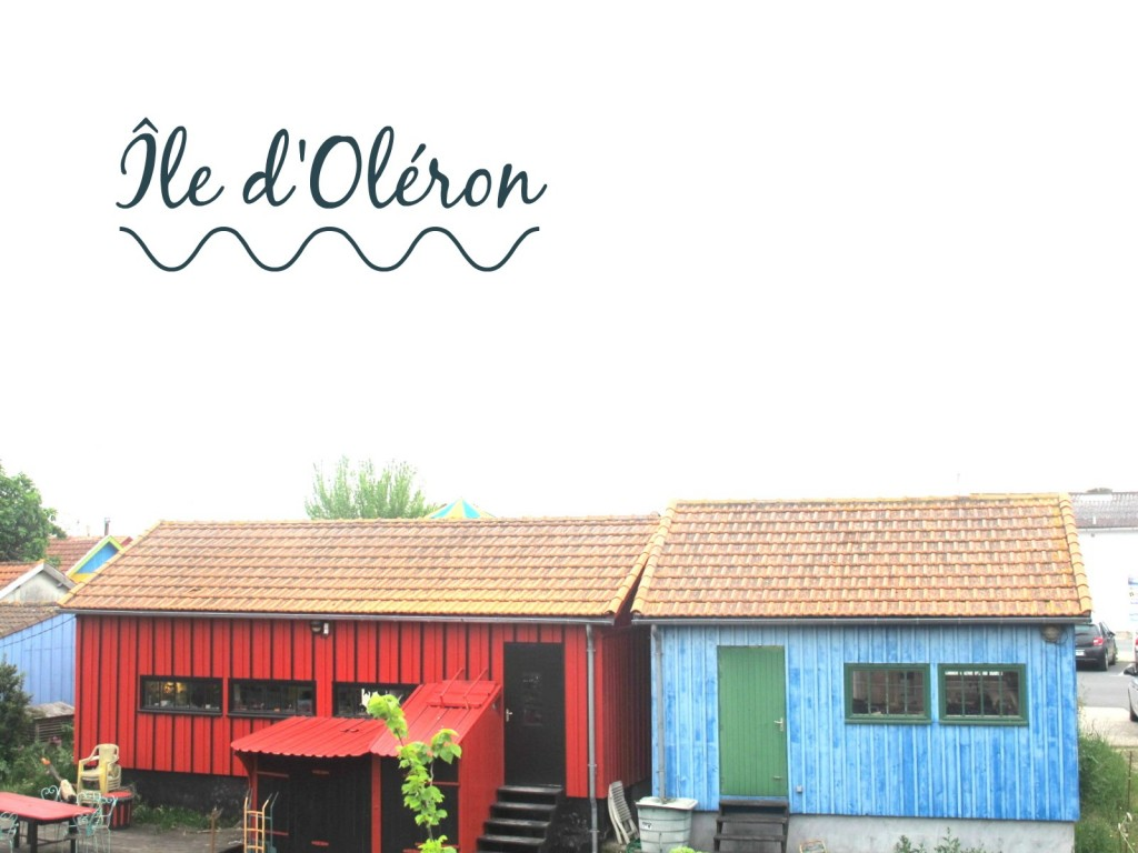 Deux jours à l'île d'Oléron