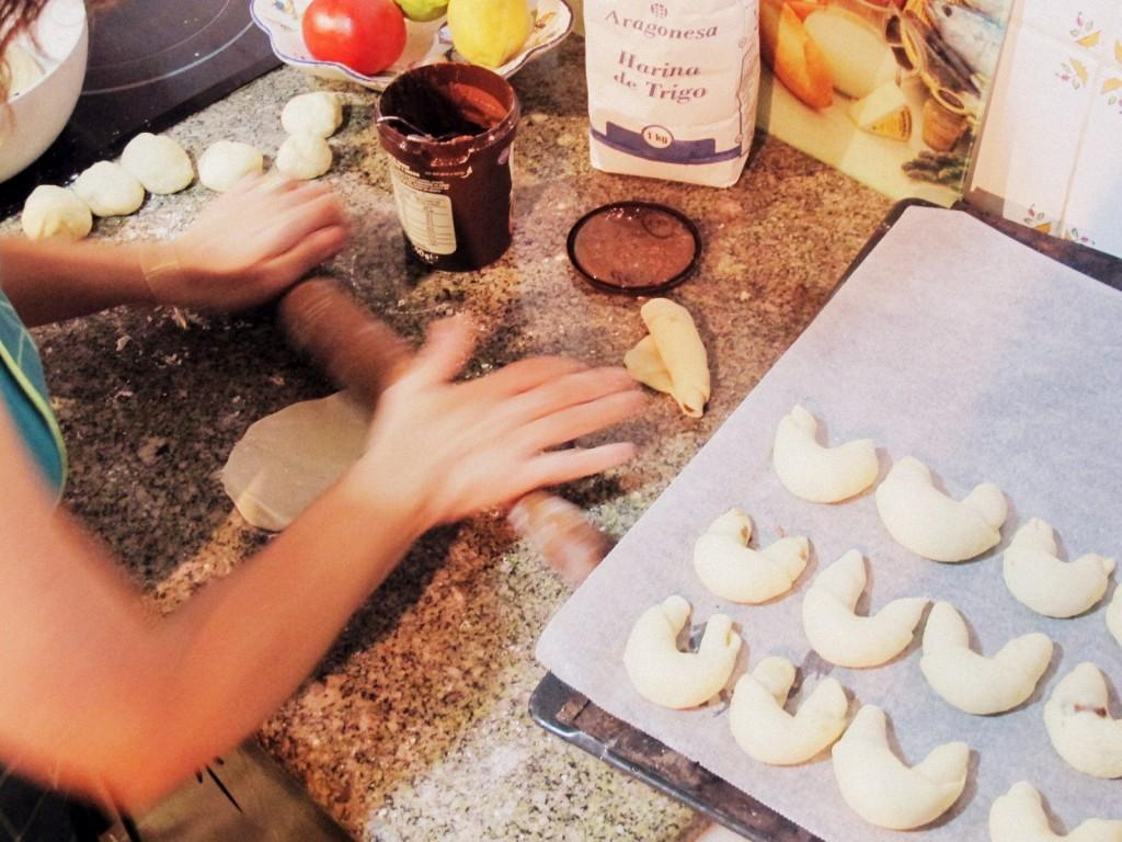 Transmission culinaire de mère en fille