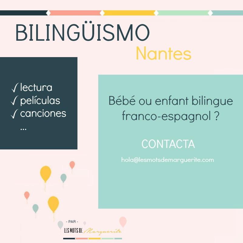 Bilinguisme à Nantes : activités franco-espagnol