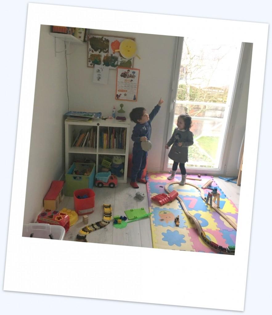 niños bilingües Nantes