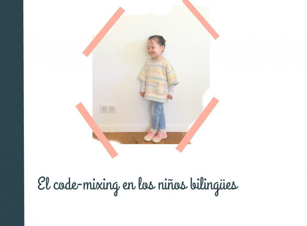code-mixing en los niños bilingües