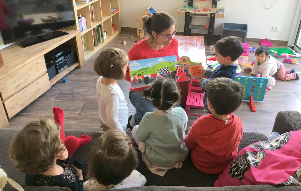 Rencontres enfants bilingues franco-espagnols Nantes