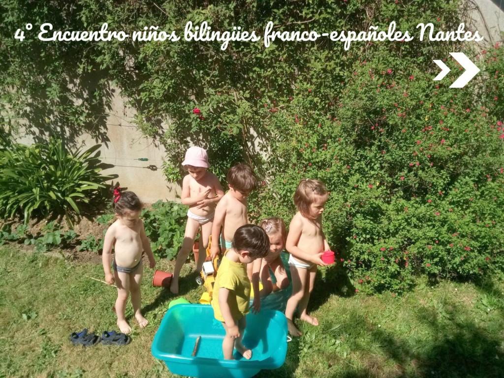 enfants bilingues franco-espagnols Nantes