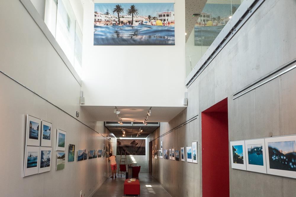 Exposición de fotos sobre Menorca en Nantes: Bernard Vinceneux
