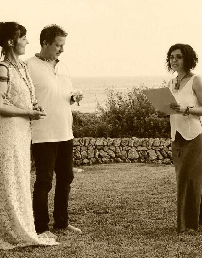 Oficiar una boda en Menorca