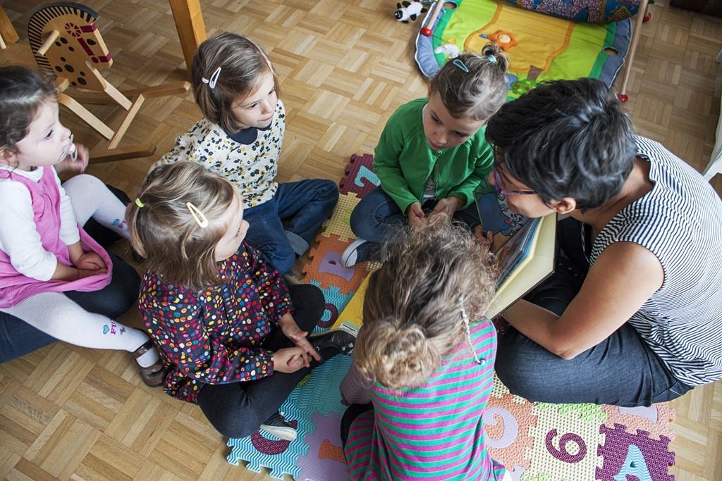 Enfants bilingues franco-espanols Nantes