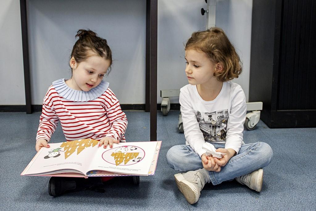 Rencontre enfants bilingues Nantes