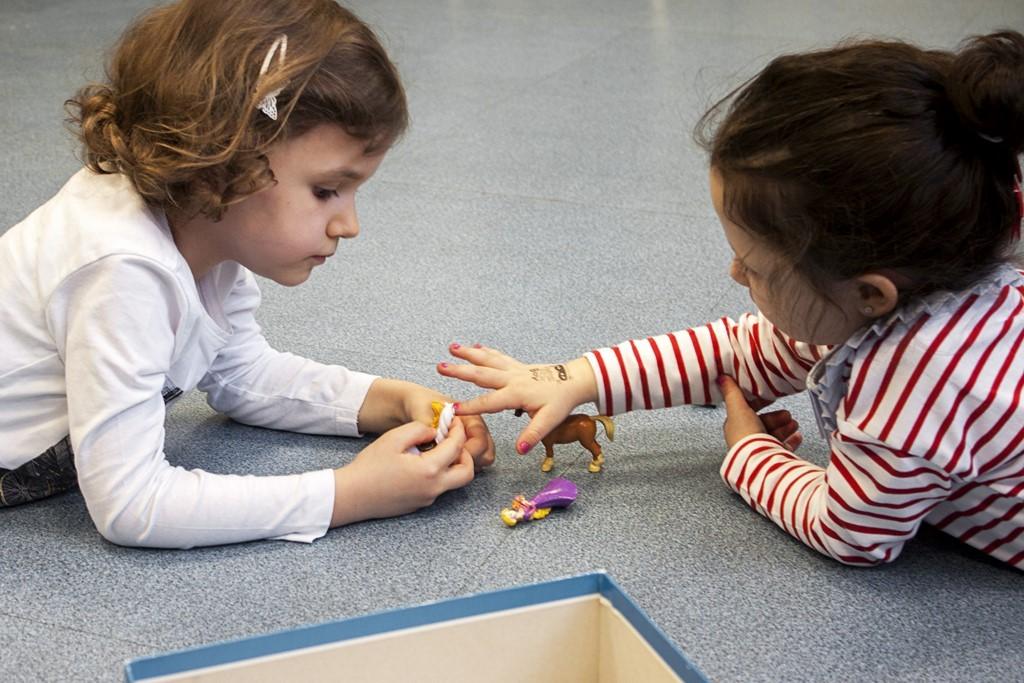 Rencontres enfants bilingues