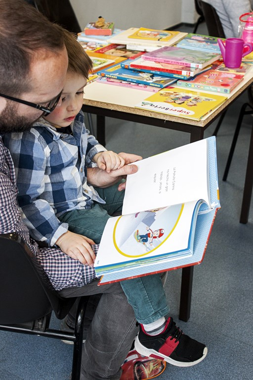 Enfants bilingues Nantes