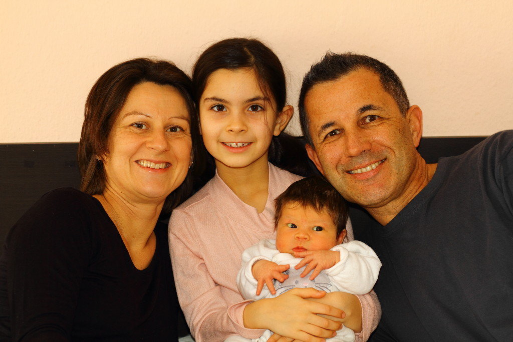 Famille bilingue franco-espagnole