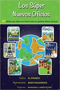 Libro Los súper nuevos oficios, Alphasso, Margarida Llabrés