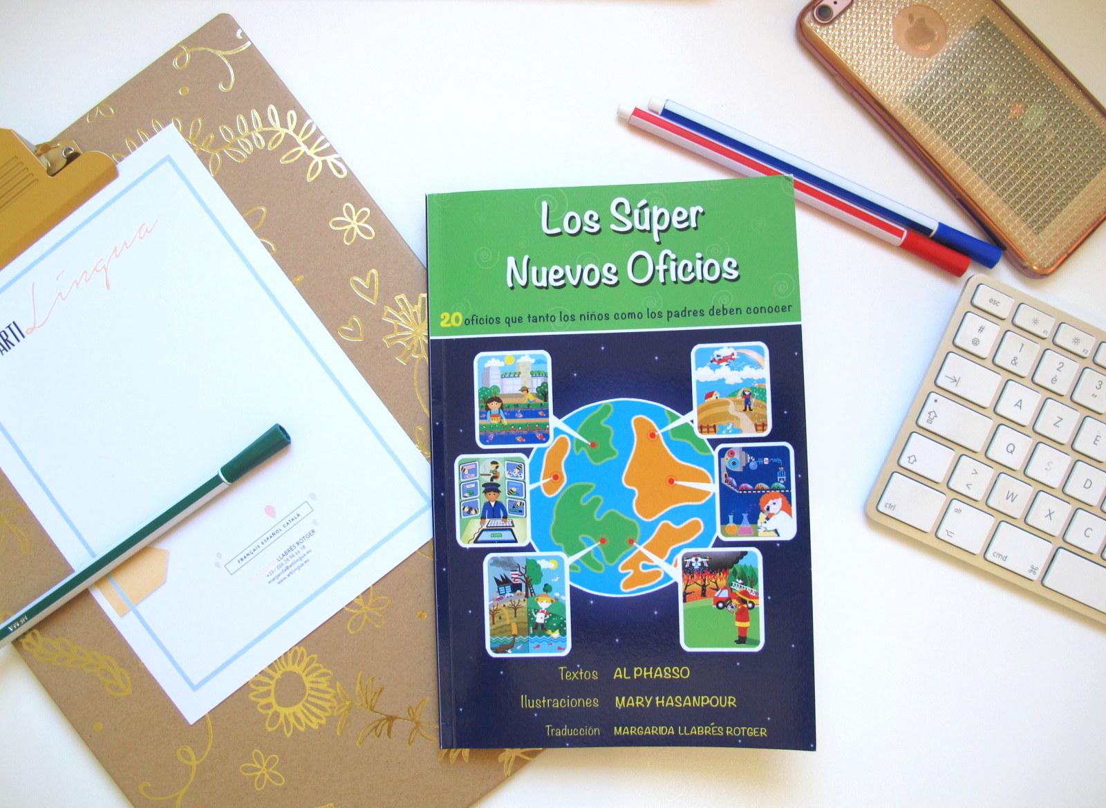 Livre, Les Super Nouveaux Métiers, Alphasso