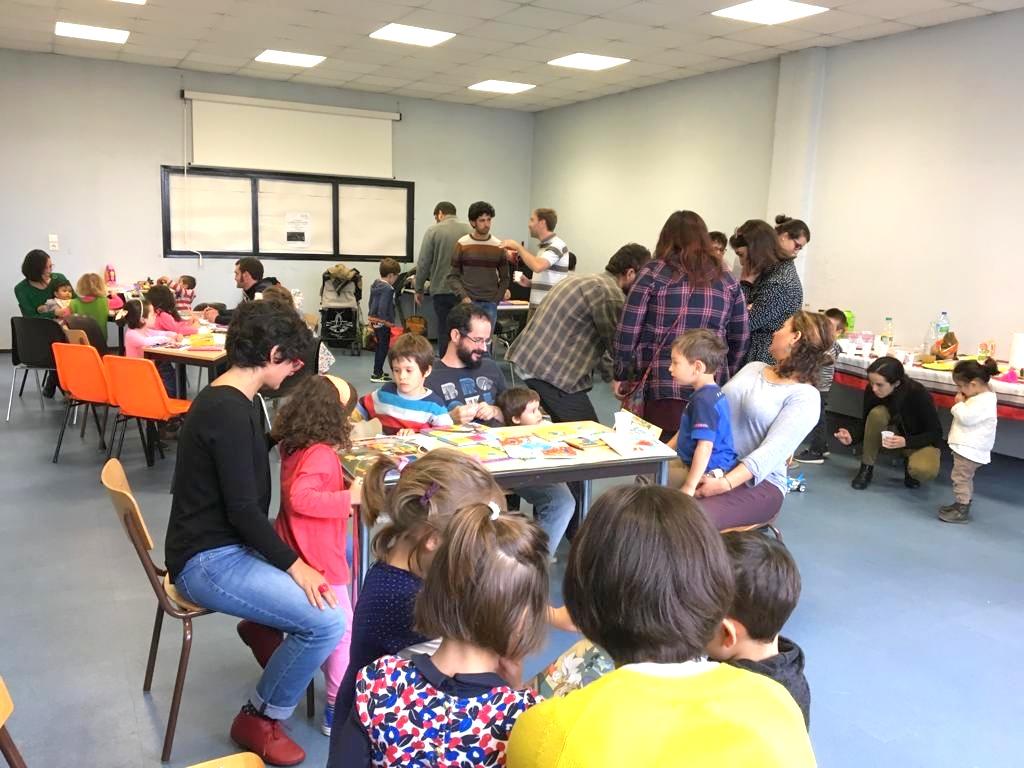 Enfants bilingues précoces simultanés